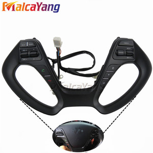 For KIA CERATO K3 2016 2017 Steering wheel audio volume music control button switch 96710-B5000