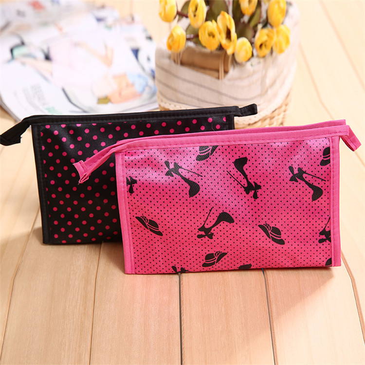 women 2016 new professional oem cheap travel toiletry cosmetic bag with custom logo