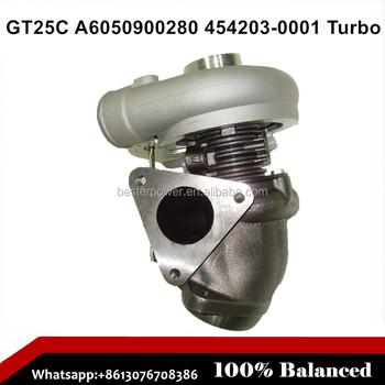A6050960499 6050900280 Gt2538c Turbocharger For Mercedes G-class 290 Td  Om605 - Buy Gt2538c Turbocharger,A6050960499 6050900280,Gt2538c  Turbocharger