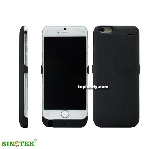 sinotek batterie externe portatif 3000mah chargeur de batterie externe coque pour iphone 6 4 7. Black Bedroom Furniture Sets. Home Design Ideas
