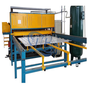 High Quality 3D Galvanized Double Wire Fence Mesh Panel Welding Machine from Anping, China