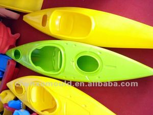 rotomolded canoe , cast Canoe aluminium mold,mold for canoe