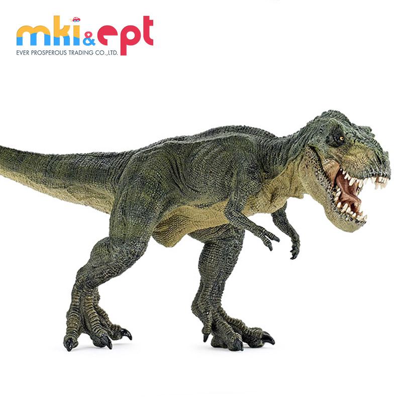 Plastic Dinosaurs Soft Stuffed Jumbo Large Playset