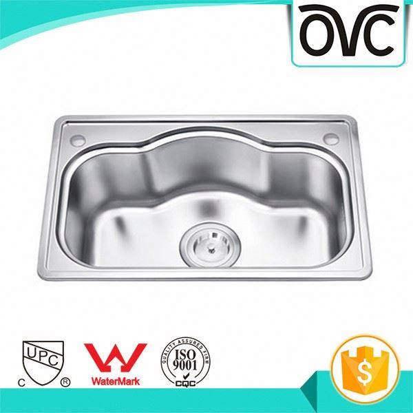 Attractive design environmental great quality good selling hot sale kitchen sink