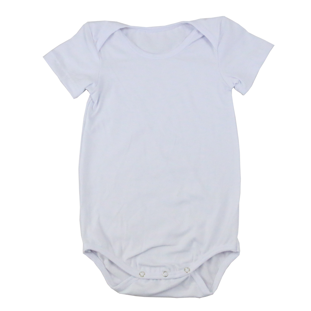 2017 plain boys clothing blank baby onesie short sleeves newborn onesie cotton infant romper wholesale baby onesie
