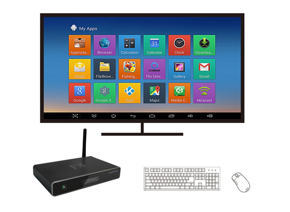 Hottest android 4.4 google <strong>tv</strong> <strong>box</strong> <strong>amlogic</strong> s812 quad core 2g/8g 4k and h.265 android smart <strong>tv</strong> <strong>box</strong>