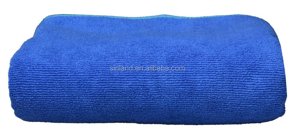Sunland china suppliers Multi-purpose Fast Drying Fitness Gym Towel with Zipper Bag Microfiber Sports Towel