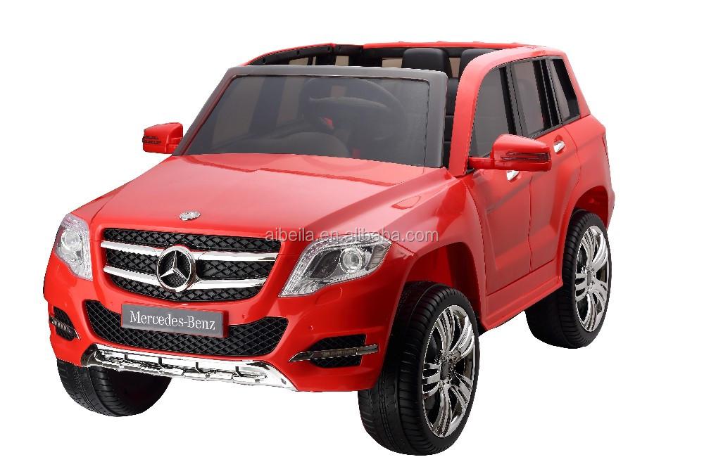 Mercedes benz license electric car toy 12v 7ah toy car for for Mercedes benz for kids