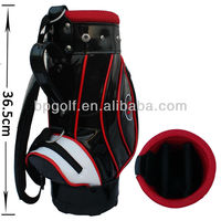 Leather Mini Golf Bag for Promotion