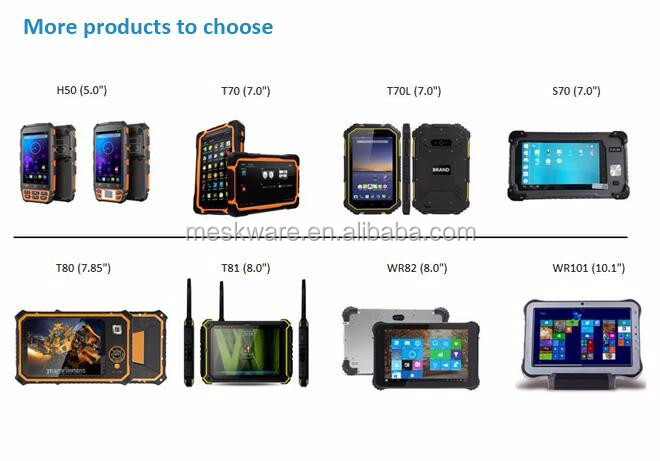 Fast delivery rugged tablet waterproof notebook laptop high quality Rugged industrial Laptop tablet