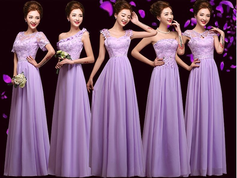 Modern Youth Wedding Dresses Mint Green Bridesmaid Dresses For Sale