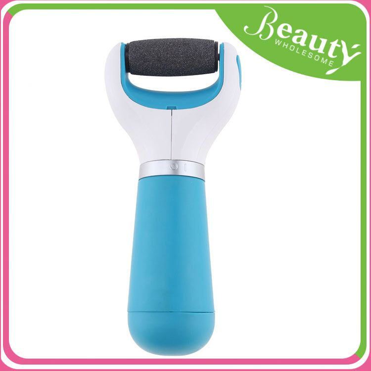 Electric callus remover velvet smooth foot care machine ,h0tq6 best callus remover for sale