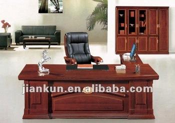 Nouveau moderne mdf bureau bureau haute qualité exécutif bureau