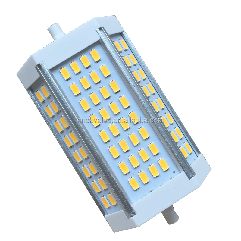 Ampoule Led R7s 118 Mm 30w Free Rs Led Mm W High Power Dimmable Rs