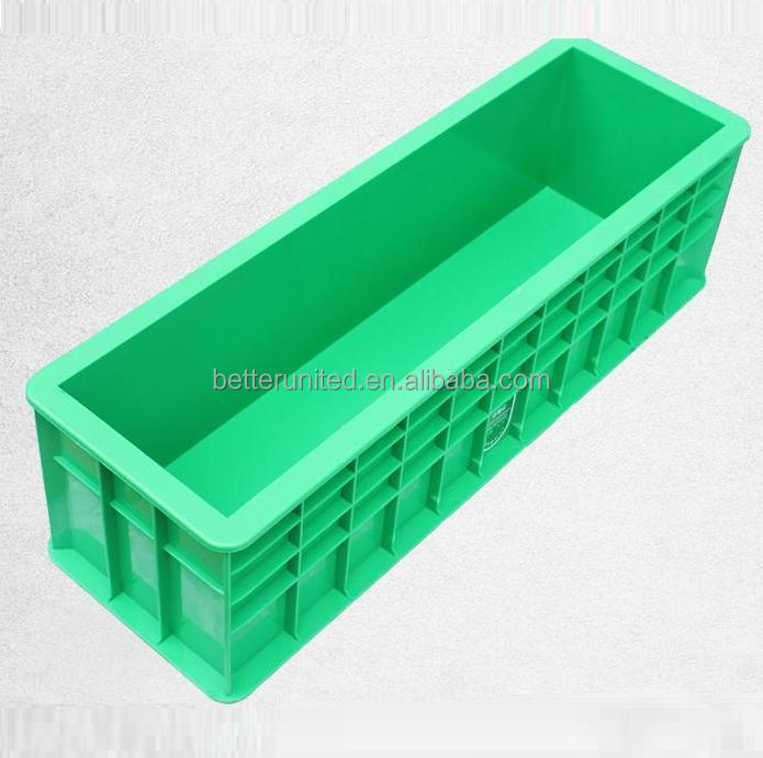 Best selling 150x150x550mm Plastic Concrete Flexural test <strong>Moulds</strong>