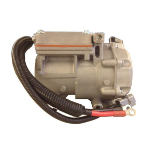 12v Dc Air Conditioner Compressor For Cars Universal Type Automotive Ac Electric