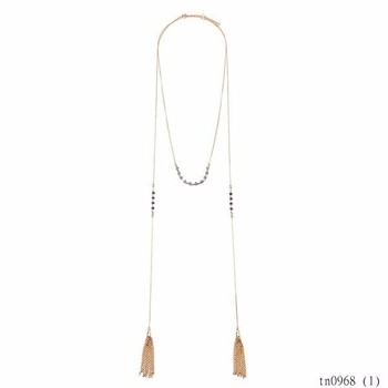 Chunky Fashion Wholesale Handmade Jewelry Patterns Long Golden Chain Tassel Necklace Buy Long Chain Necklace Designs Bridal Latest Long Chain Necklace Men Fashion Design Simple Gold Chain Necklace Product On Alibaba Com