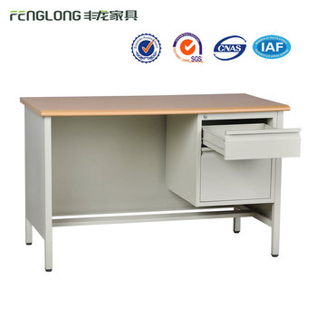 2 Drawers Por Computer Desk Furniture Office Executive Otobi In Desh Price