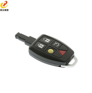 China suppliers plastic car key molding geely key moulds maker