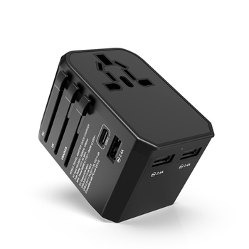 New Arrival USB Type-C PD 42W fast charger universal travel adapter wall adaptor