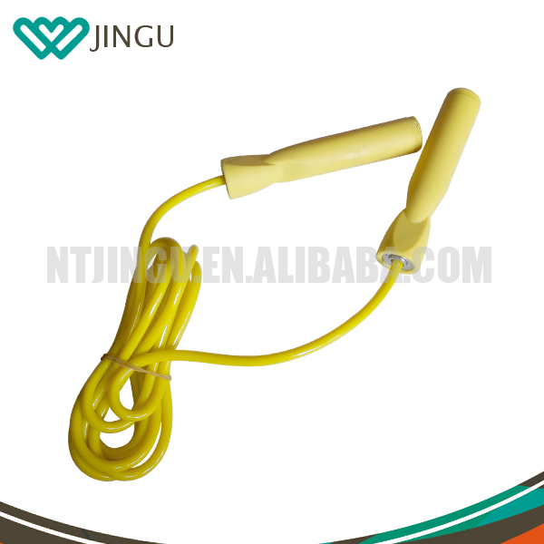 2015 New speed jump rope plastic handle 360 rotating ball bearing