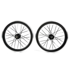 2017 aluminum alloy bicycle wheels 20 inch tubular bicycle deep rims