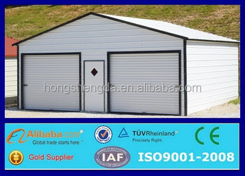 Outdoor Metal Roof Steel Portable Garage Canopy Carport Tent Shed Buy Portable Garage Mobile Carport Tent Cheap Canopy Tent Product On Alibaba Com
