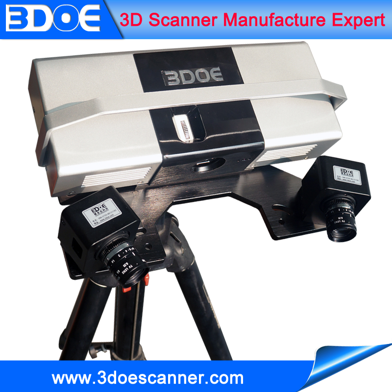 Quick 3D Scanner to Get High Definition 3-D Images for Easy Mechanical Design