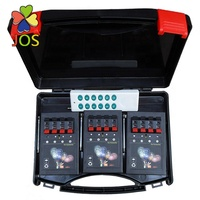 12 channel with antenna wireless remote control fireworks firing system