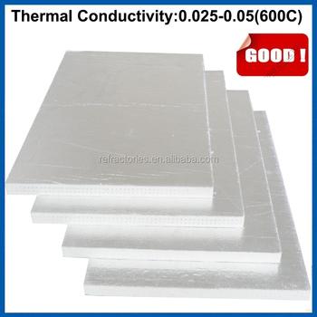 Silicato de c lcio placa de isolamento t rmico do forno de for Isolamento termico alta temperatura