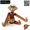 Home decoration modern cheap popular replica cute wood small KAY BOJESEN monkey