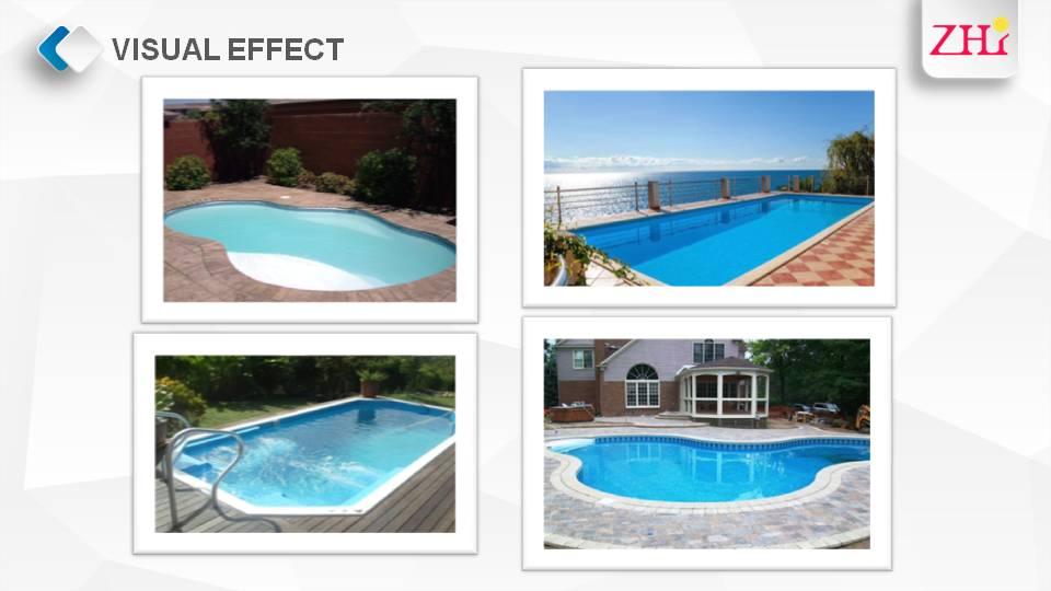 A buon mercato interrata utilizzato piscina accessori per la pulizia per la vendita