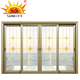 modern design balcony adjustable Aluminum Sliding Door