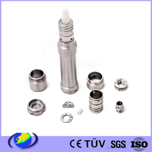 Custom Machining of Vaporizer Parts for Medical/ Recreational Use