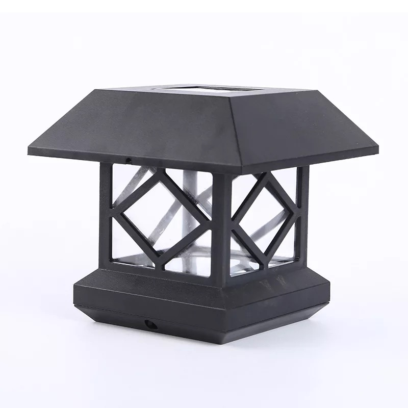 Luar waterproof LED Solar Power Taman Halaman Lampu dinding cahaya