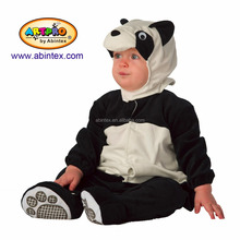 baby Panda costume (10-032BB) as party costume with ARTPRO brand