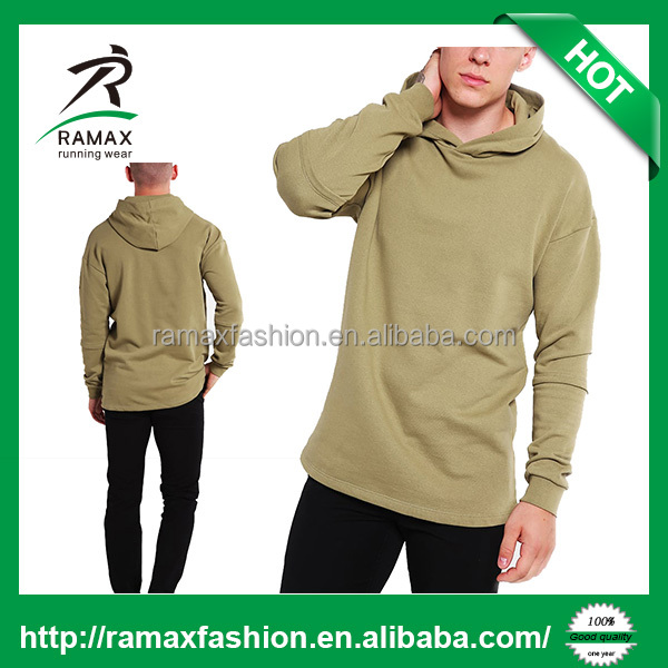 Ramax Custom Men Wholesale 100% Cotton Sport Casual Fashion Plain Long Sleeve Pullover Hoodies