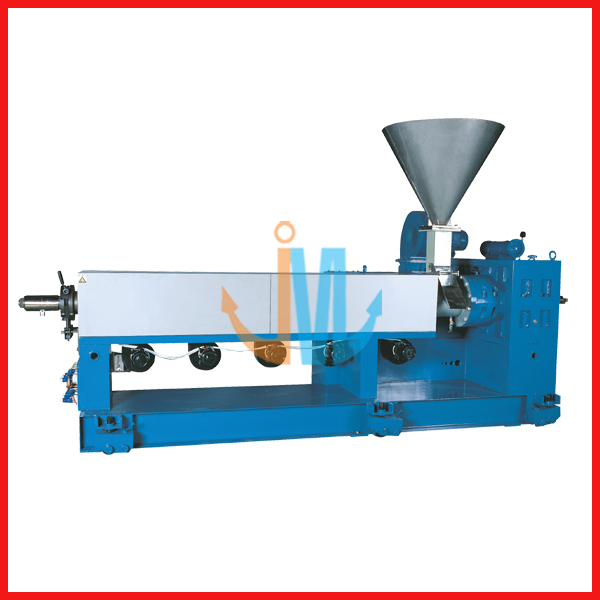 Single screw extruder for wire and cable sheating
