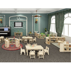 Furniture Children Factory Price Kids Furniture Wholesale Wood Daycare Children Furniture Table And Chair