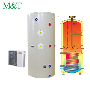 High pressure solar geysers 50 kw electric water heater 1000l safe