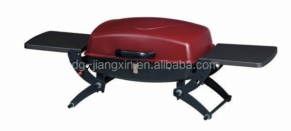 Single Burner Mini Portable And Foldable cheap Gas BBQ Grill (JXG6101)