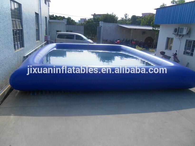 Grandes piscinas inflables para el verano piscinas y for Accesorios para piscinas inflables