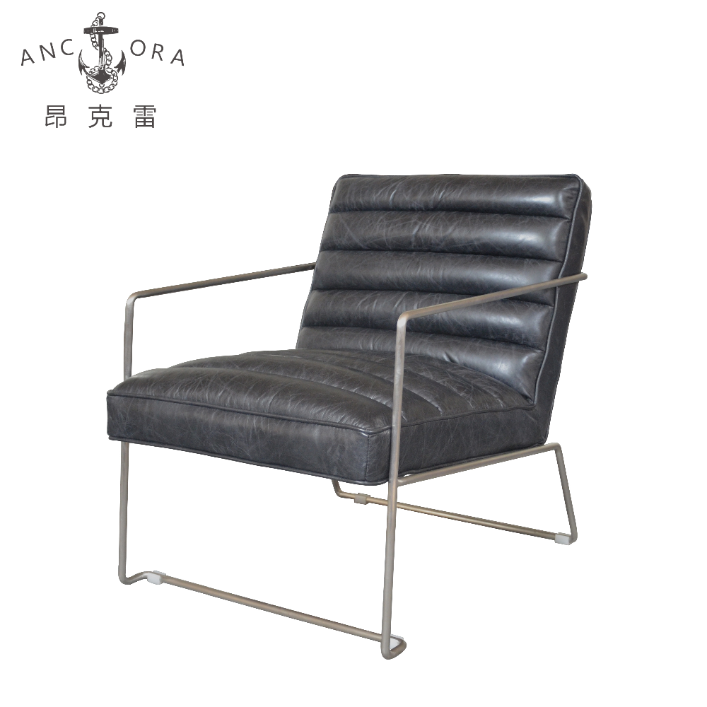 Terrific Retro Leather Chair Vintage Metal Frame Chair With Arms K509 Buy Vintage Metal Chairs Retro Metal Patio Chair Industrial Product On Alibaba Com Dailytribune Chair Design For Home Dailytribuneorg