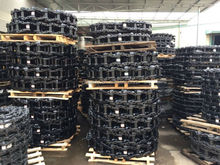 EC55/ EC60/ EC130/ EC140/ EC140B/ EC210/ EC210B/ EC290/ EC330/ EC360 track link assembly track chain track group