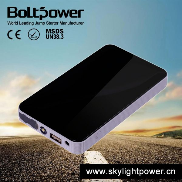 Boost of 300amp malaysia power bank for motorcycle and cell phones