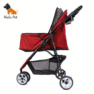 Multiple Colors pet stroller dog, pet strollers for cats, pet stroller dog three wheels