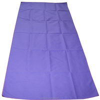 Solid Color 80 Polyester 20 Polyamide Microfiber Beach Towel Wholesale with Bag