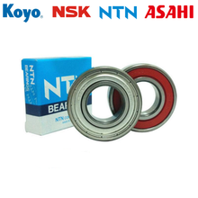 Low noise high quality NTN deep groove ball bearing 6205 C3 size 25*52*15mm