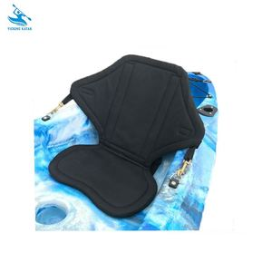 Common back seat kayak accessories for non-inflatable kayak