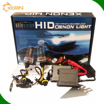 2017 NEW! Xenon hid conversion kit 35w55w bixenon h3 h4 h7 h9 6000k 8000k 12000k 18000k hid ballast 12v lamp hid light in car